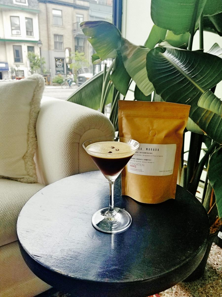 Cocktail Martini Espresso